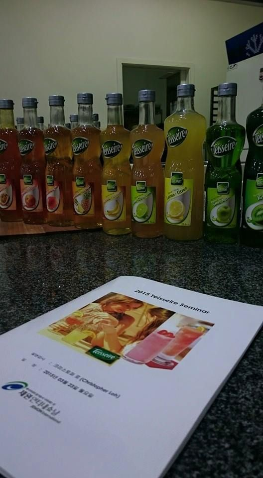 Tasting and Professional Range showcase in Seoul, South Korea