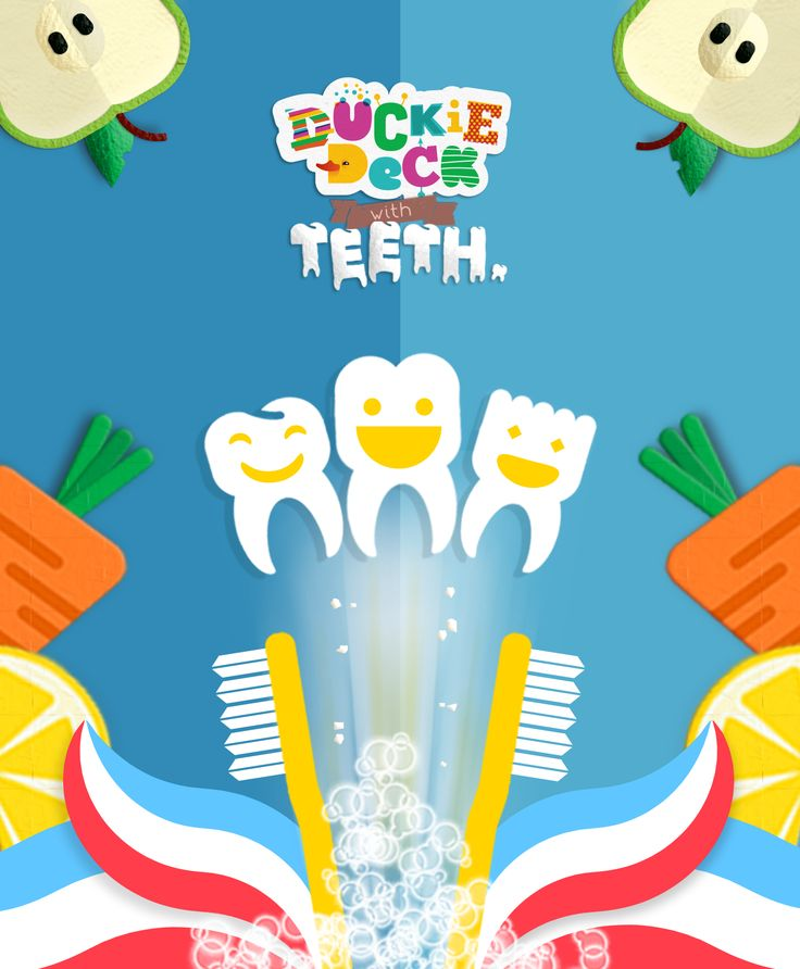 Our newest app landed on the App Store http://duckiedeck.com/apps/with-teeth