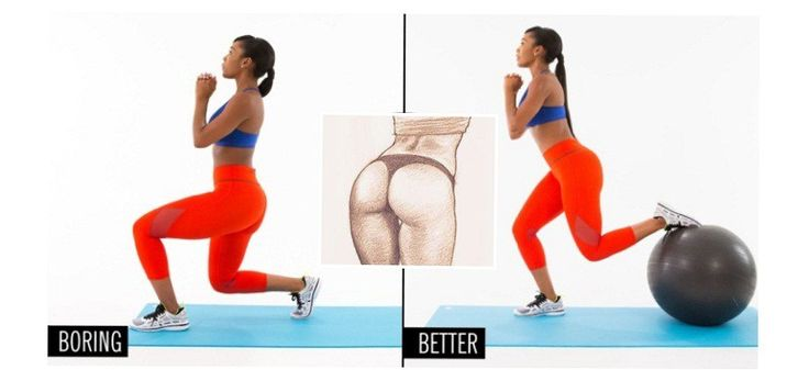 11 Butt Moves That Beat Basic Lunges (Video)