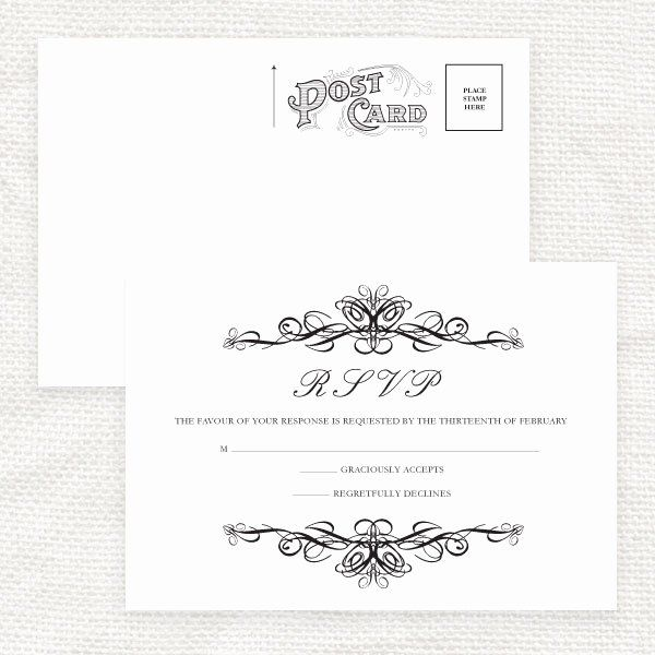 Rsvp Cards Template Free Awesome 7 Best Of Printable Rsvp Cards For Weddings Free Rsvp Wedding Cards Rsvp Card Shopkins Invitations Template