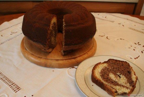 Κέικ μαρμπρέ από γενιά σε γενιά #sintagespareas