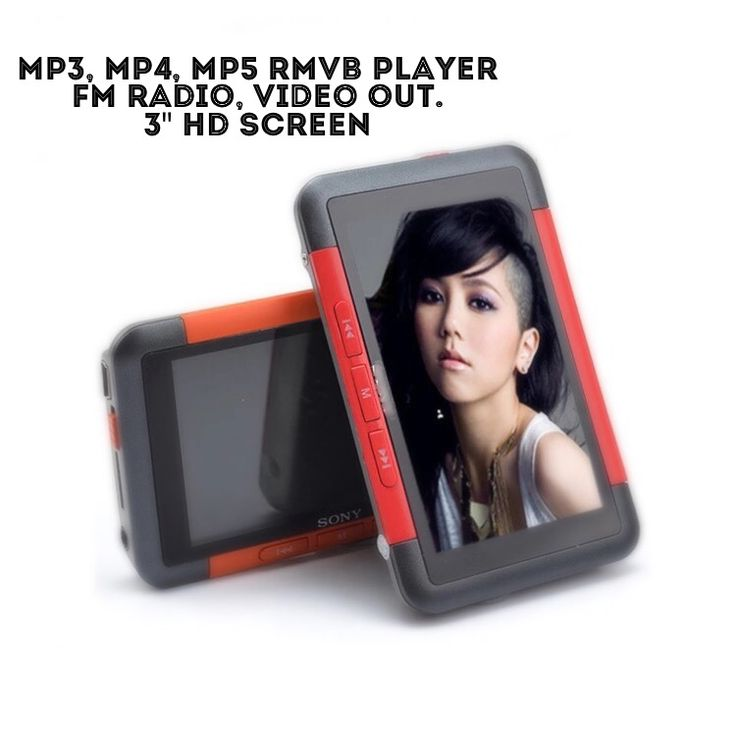 ==> [Free Shipping] Buy Best Quality Real Capacity 8 GB 3 Screen Mp3 Mp4 Mp5 RMVB HD Music Video Player with Speaker and TF Card Support Online with LOWEST Price | 32808896600