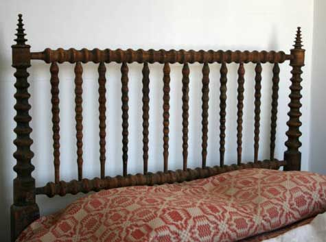31 Best Images About The Farmhouse Making A King Size Spool Bed On Pinterest Hardware Bed