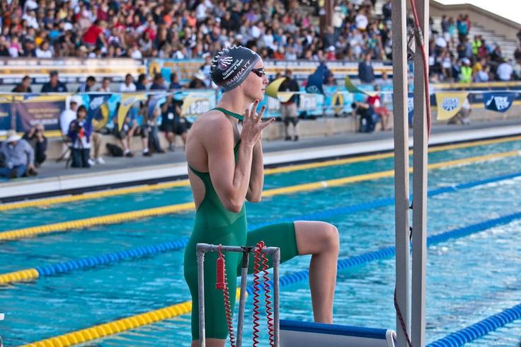 Australia's Bronte Barratt.  Photo copyright by JD Lasica. For republication rights, contact jdlasica@gmail.com. #olympics #london2012 #swimming #brontebarratt #australia