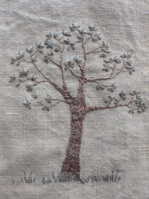 gentlework/Tree with leaves
