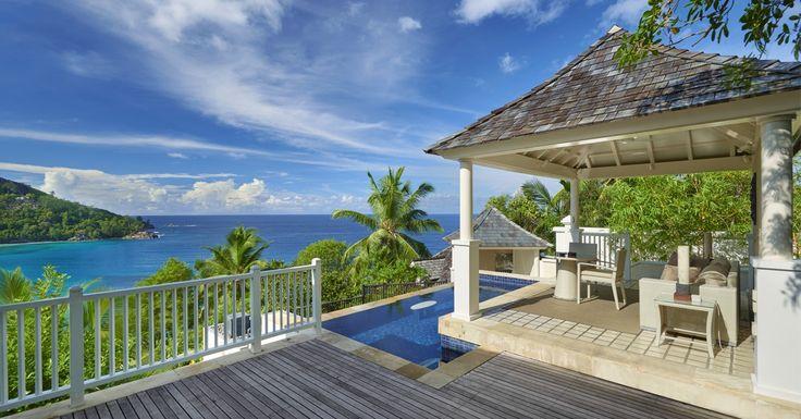 Banyan Tree Seychelles. Luxury hotels in Seychelles.