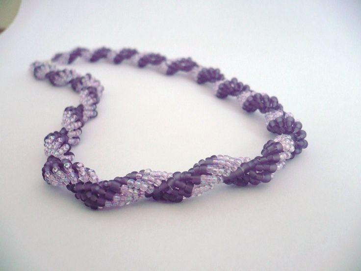 Handmade necklace/Handmade náhrdelník ...DIANA... www.anabelhandmade.sk