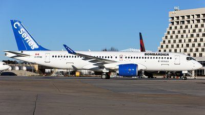 Photo of C-FFDO - Bombardier CSeries CS300 - Bombardier Aerospace