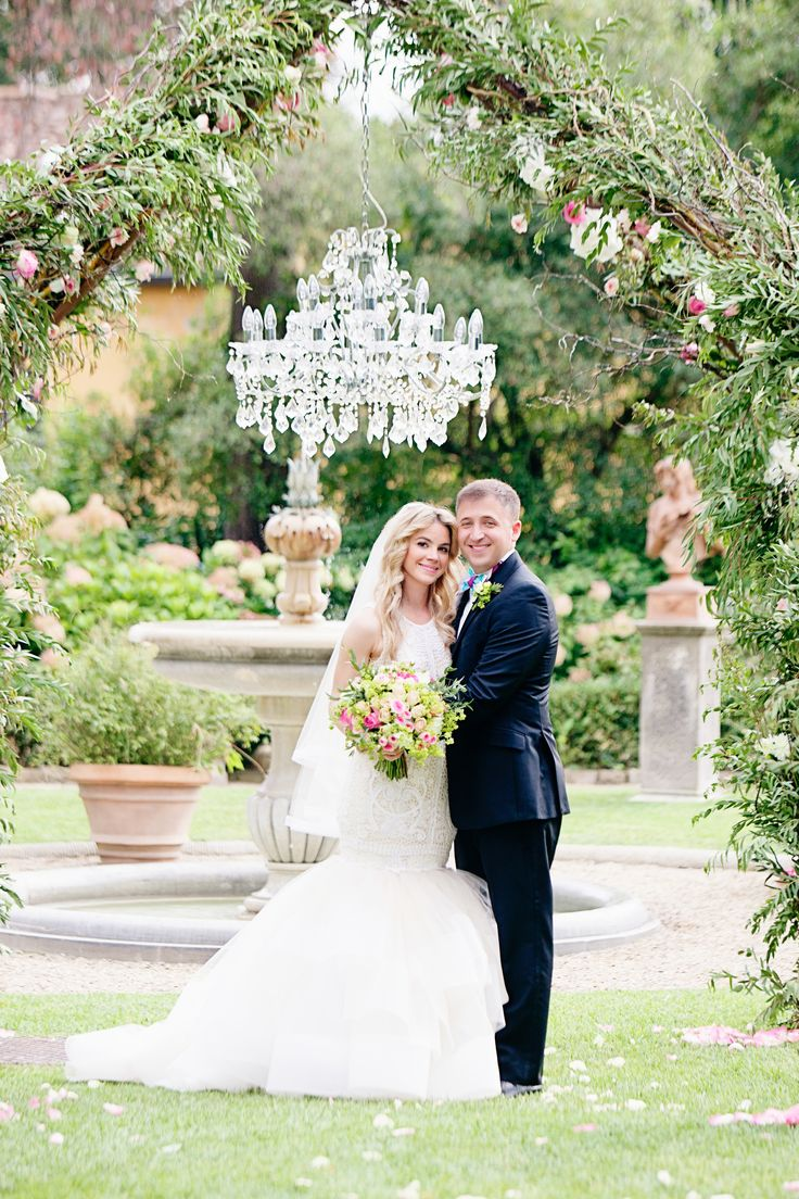A Luxe Destination Wedding at Four Seasons Hotel Firenze in Firenze, Italy