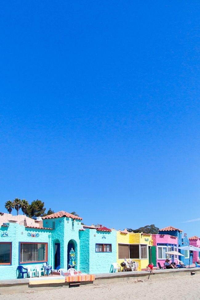 Capitola, CA | 5 under the radar beach towns in California that you need to visit