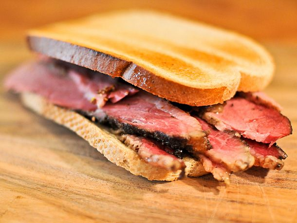 Montreal Smoked Meat - something to make on the new smoker!