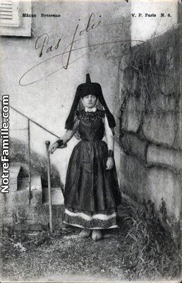 Cartes Postales Photos Bressane 71000 MACON saône et loire (71)