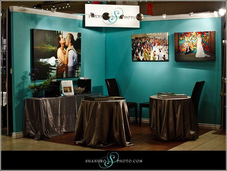Trade Show Booth Edmonton : Edmonton wedding photographer bridal show studio