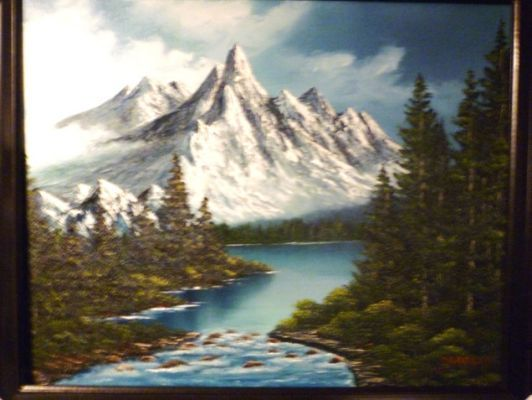 Don Belik- Bob Ross® Painting Classes