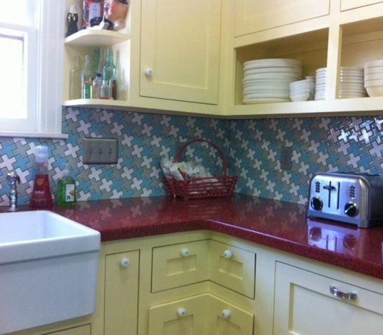 Clayhaus Plus Design Ceramic Tile Regulated Mix Blend
