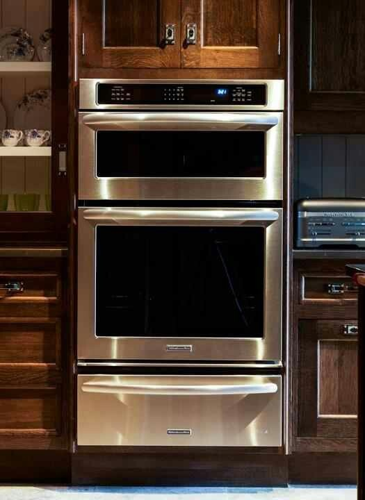 23 Best Double Oven Images On Pinterest Kitchen Stove New Kitchen And Cooking Ware