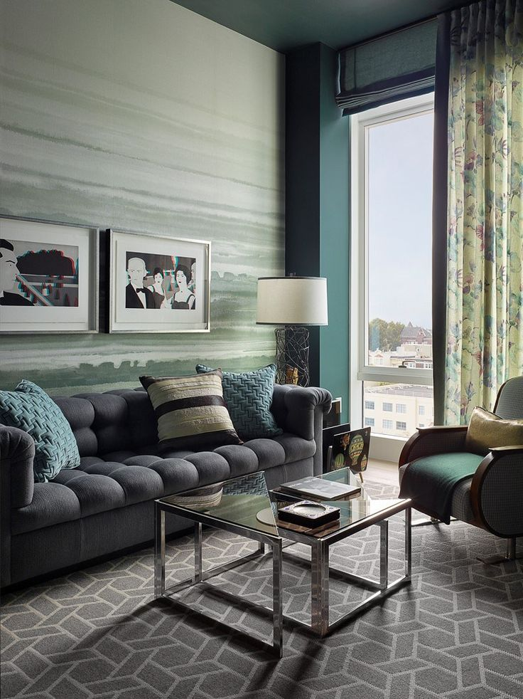 Designed by Jay Jeffers Just Sold for Over $8 Million | SFLUXE. Pacific  HeightsWall FinishesThe PacificBeautiful InteriorsLiving ...