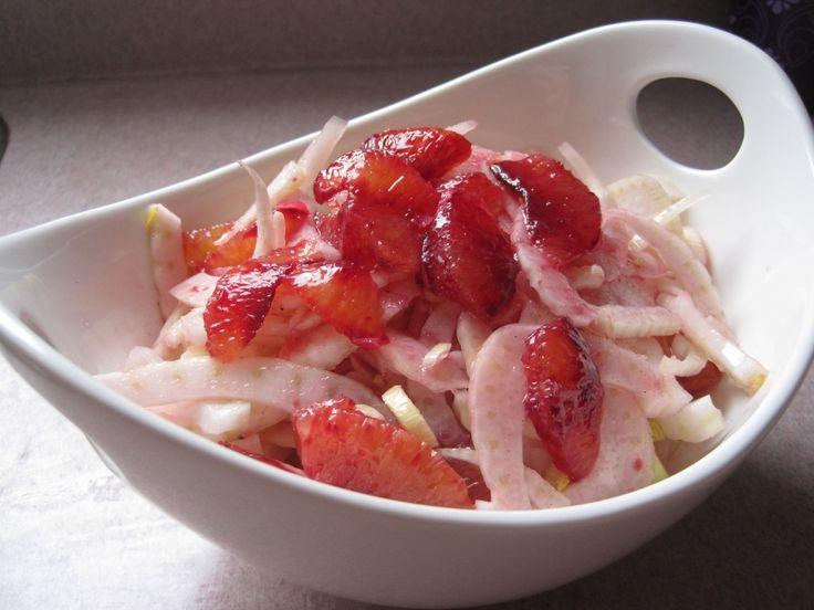 Blood Orange & Fennel Salad | Salads, Dressings, & Slaws...Vegan! | P...