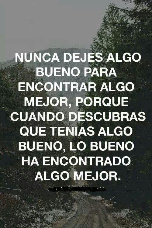 Nunca!