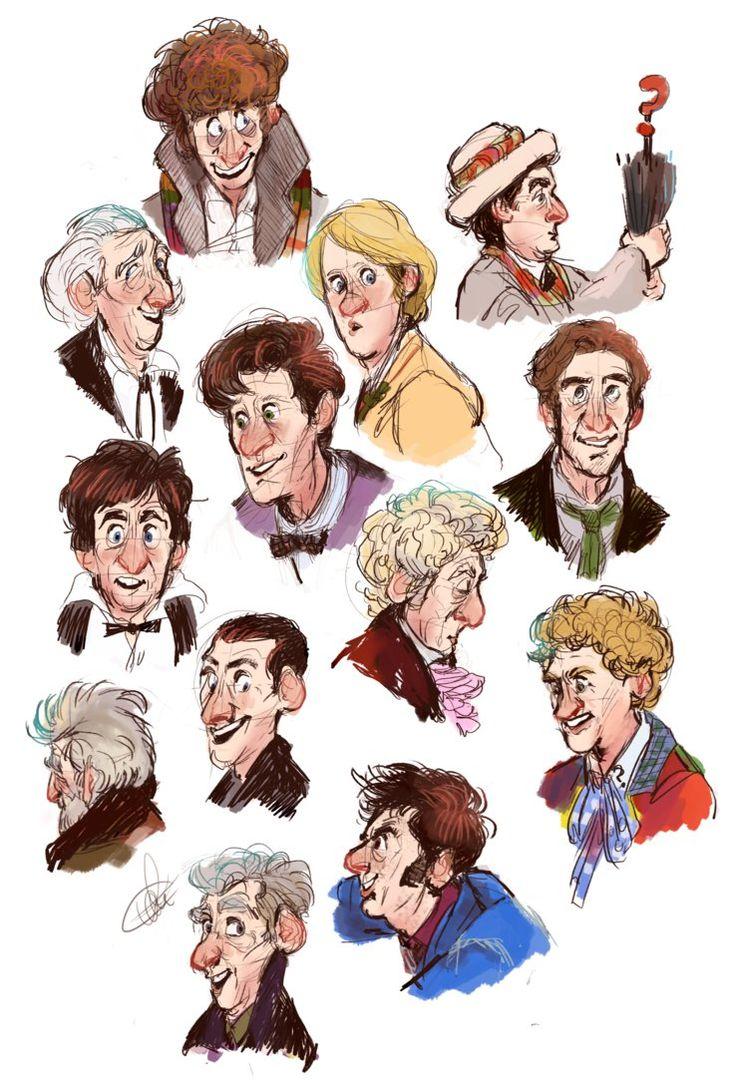 All thirteen! by ohmygiddyaunt on DeviantArt