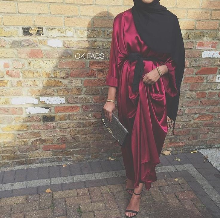 IG: OK.Fabs || IG: BeautiifulinBlack || Modern Abaya Fashion ||
