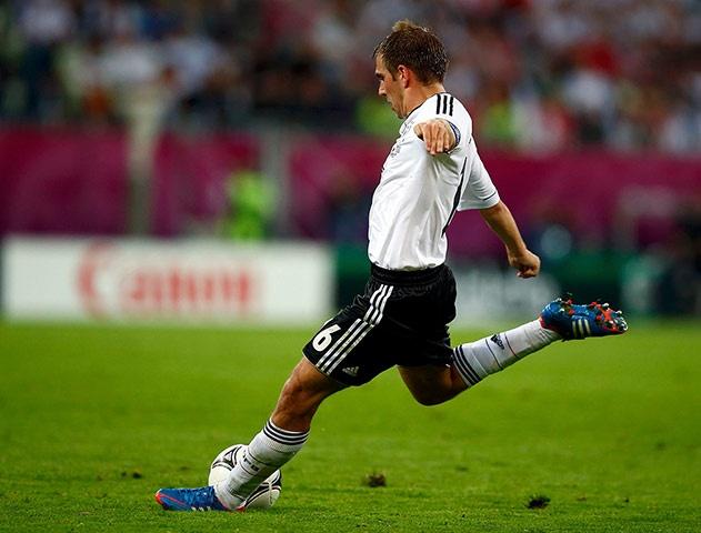 Germany's Lahm