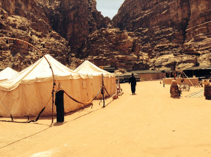 Rahayeb desert camp, wadi rum, jordany