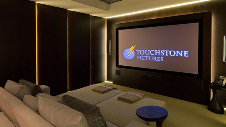 Lighting A Cinema Room Google Search Theater Rooms