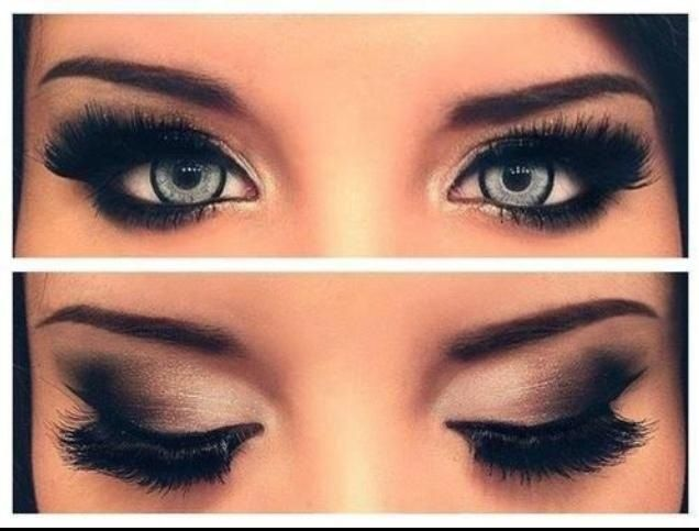 such a pretty eye look cant wait to try it out