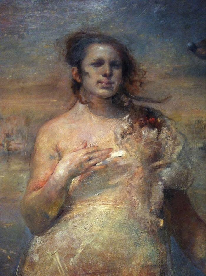 Les 221 meilleures images du tableau odd nerdrum art sur for Art conceptuel peinture