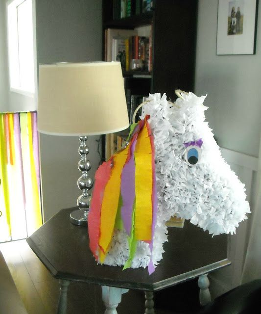 Keep Home Simple: How to Make a Homemade Pinata for Under 5 Dollars