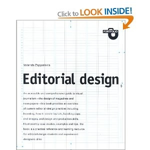 Valuable resource for magazine layout design.