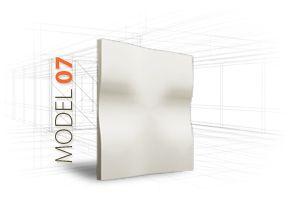 LOFT 3D-paneeli, malli 07 www.dekotuote.fi / info@dekotuote.fi / 045 345 2345