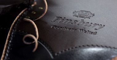 Finsbury | Chaussures en cuir, ceinture en cuir, embauchoir, richelieu pour homme