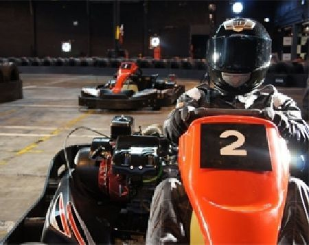 FAMILY and Junior Indoor Go Kart Racing - If you are looking for the perfect thrilling activity, without taking the gamble that you will get a soaking from the rain, then this fantastic Indoor Go Kart Racing experience is for you. The junior  http://www.MightGet.com/january-2017-11/family-and-junior-indoor-go-kart-racing-.asp