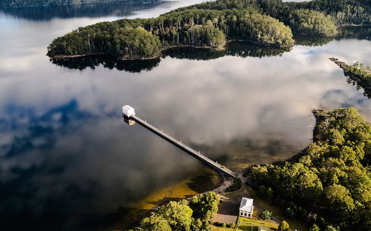 Pumphouse Point is Tasmania's newest wilderness retreat, offering a unique Lake St Clair accommodation experience inside the Tasmanian World Heritage Area.