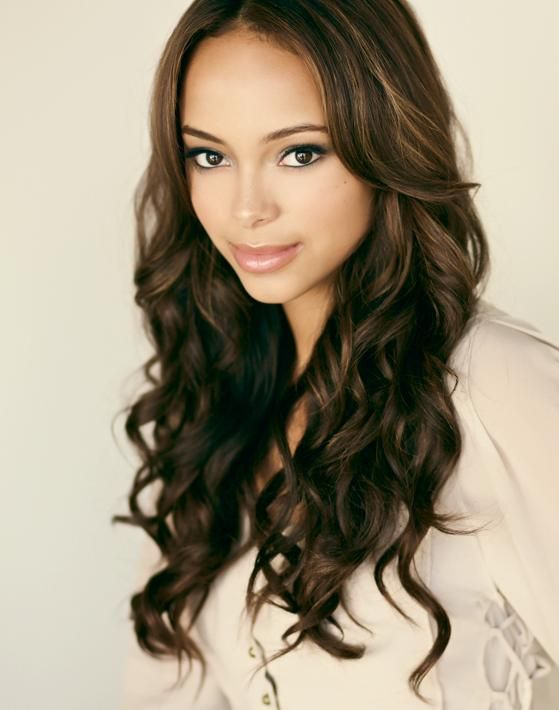 amber stevens  #hair - really wish i could do this to my hair