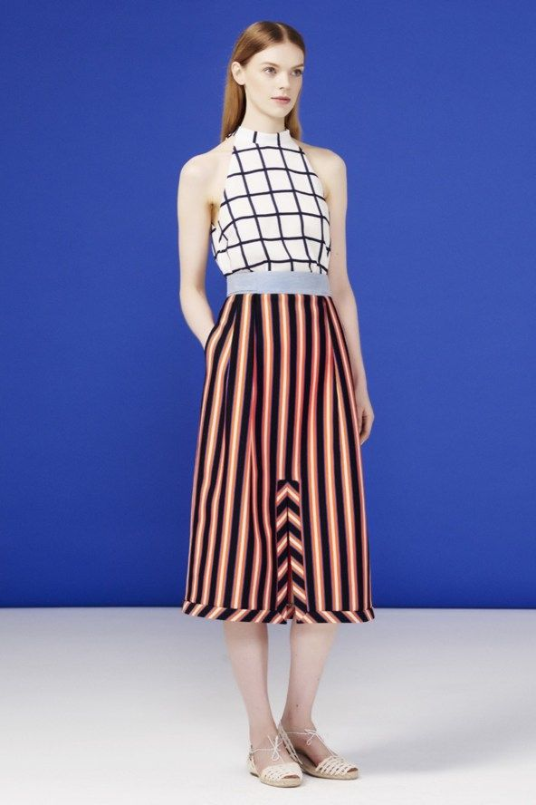 Novis Pre-Spring/Summer 2016 collection. Click through to see the full gallery on Vogue.co.uk.
