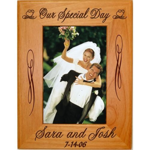 Personalized Wedding Picture Frames 8x10 : ... wedding pic wedding gallery romantic wedding country wedding wedding