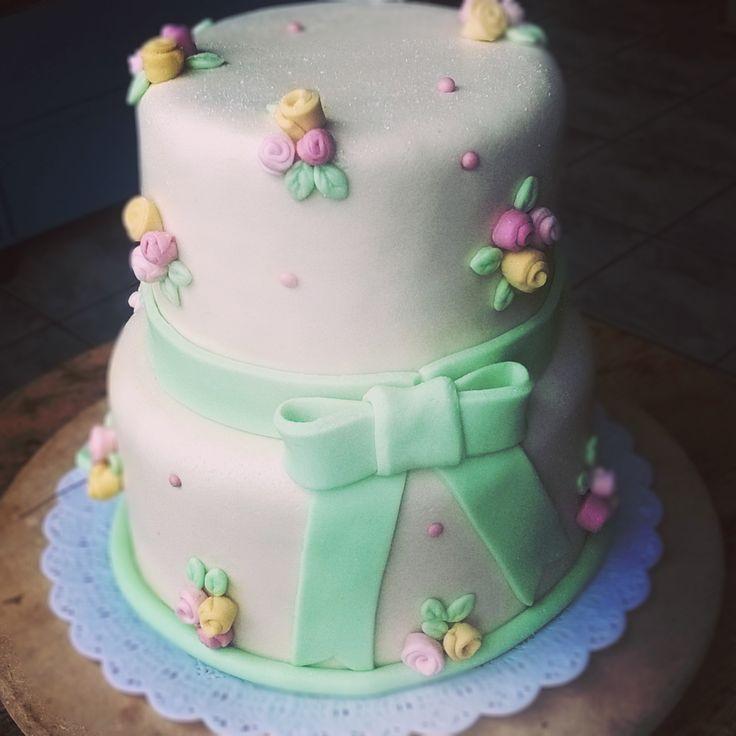 #gardencake #flowercake #donageraldacupcakes #bolojardim #bolodelicado