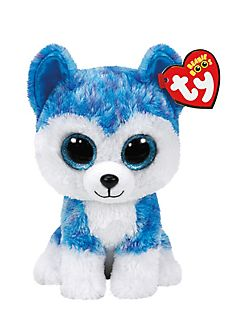 skyler husky six inch beanie boo collectible