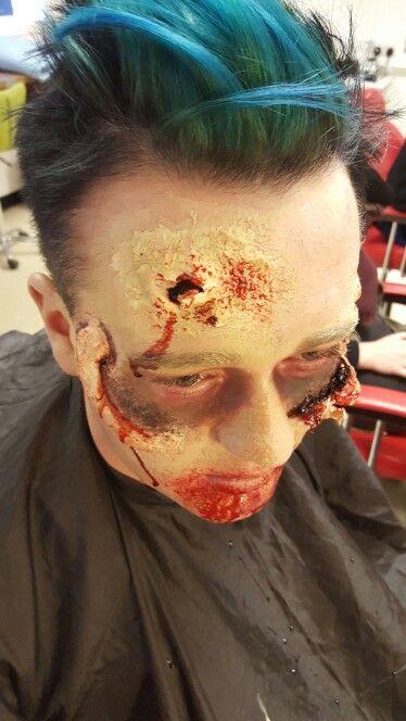 Zombie latex pieces