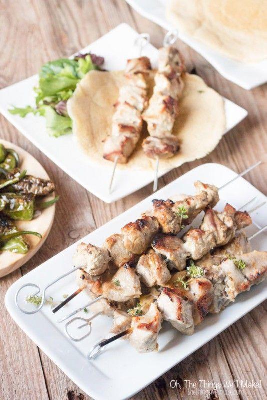 Se você está procurando o pita paleo perfeito para seus giroscópios, souvlaki, kebabs, ou sanduíche ou salada wraps, esta é a receita fácil e rápida perfeito.