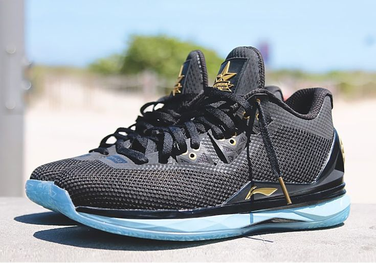 The Edition Boutique x Li-Ning Way of Wade 4 | SneakerNews.com