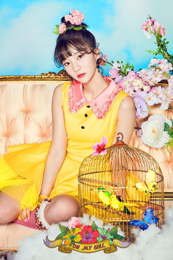395 best oh my girl images on pinterest my girl Coloring book album download
