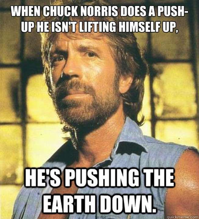 Chuck Norris Jokes   The 50 Best Chuck Norris Facts & Memes (Page 38)