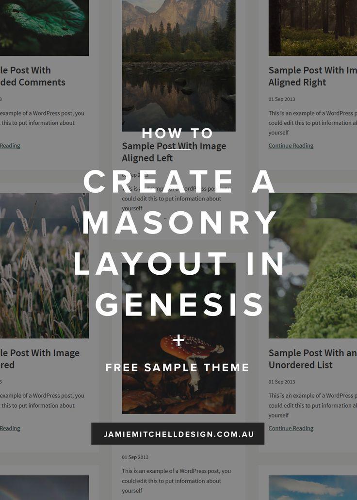 wordpress genesis framework tutorial pdf