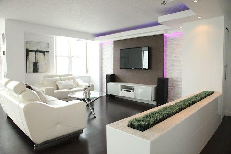 Best Purple Led Lights Accent Harbortown S Arctic White Condo 400 x 300