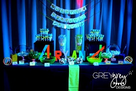 Glow In The Dark Candy Buffet Glow in the Dark Candy...