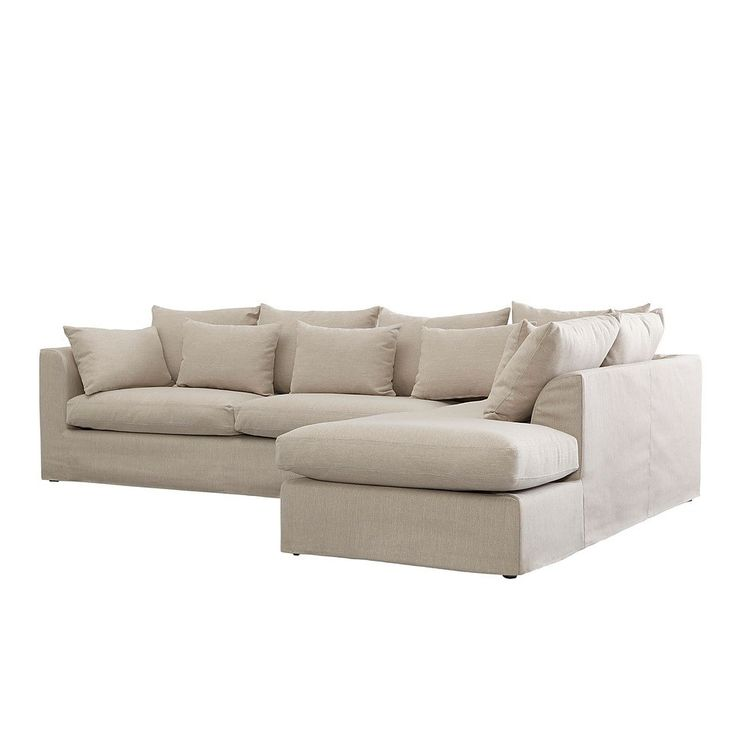 Shabby Chic romantisk sofa